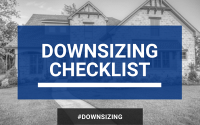 Downsizing Checklist
